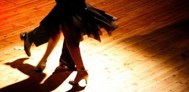 χορός και το περπάτημα