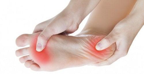 Ασκήσεις για ανακούφιση από τον πόνο στις φτέρνες