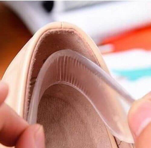 προστασια ποδιου για να μην χτυπούν τα παπούτσια