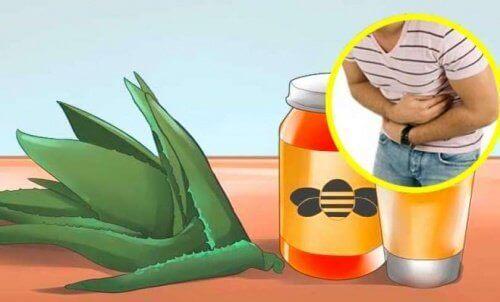Καταπολεμήστε την καούρα και τη γαστρίτιδα στο σπίτι