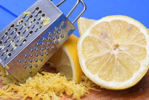 9 εναλλακτικές χρήσεις της λεμονόφλουδας.
