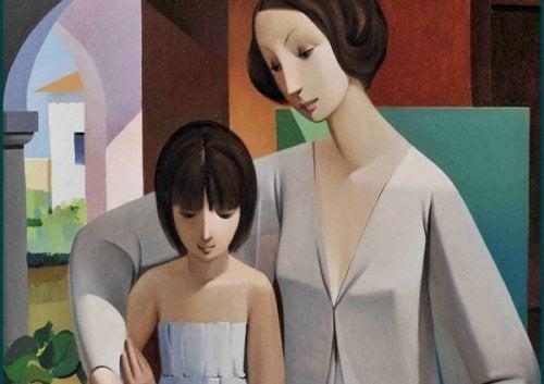 Ο στενός και συναισθηματικός δεσμός ανάμεσα σε μητέρες και κόρες
