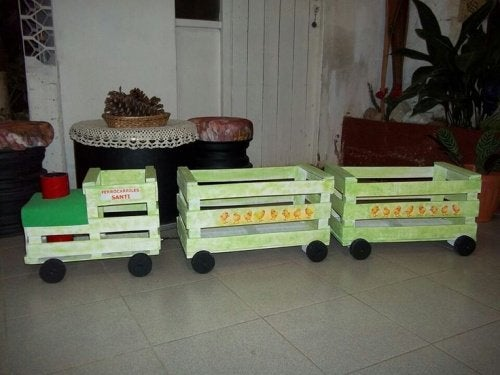 χρήσεις για τα ξύλινα καφάσια