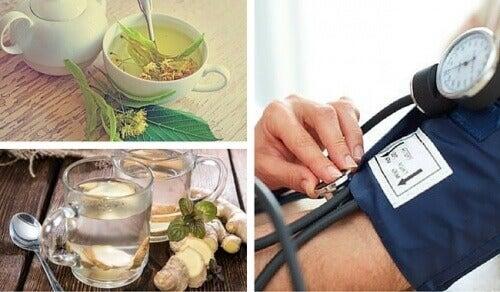 6 φυσικές θεραπείες για την αντιμετώπιση της υπότασης