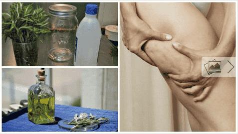 Θεραπεία για την κυτταρίτιδα με οινόπνευμα και δεντρολίβανο
