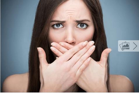 προβλήματα στοματικής υγείας - κακοσμια