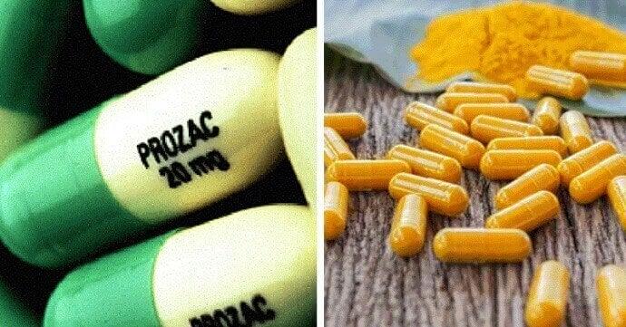 Ωφέλειες του κουρκουμά έναντι εφτά παραδοσιακών φαρμάκων