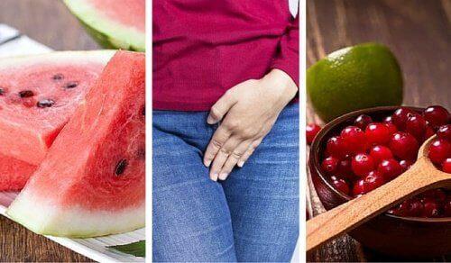 6 φυσικοί τρόποι για να καθαρίσετε την ουροδόχο κύστη σας