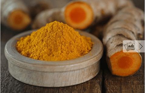 Βότανα για να προστατεύσετε το συκώτι σας - Κουρκουμάς σε σκόνη και σε ρίζες
