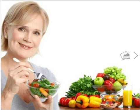 αλλαγή στις διατροφικές σας συνήθειες στα 50