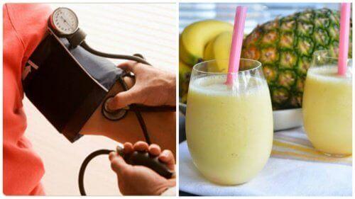 Πρωινό ρόφημα για να καταπολεμήσετε την υπέρταση