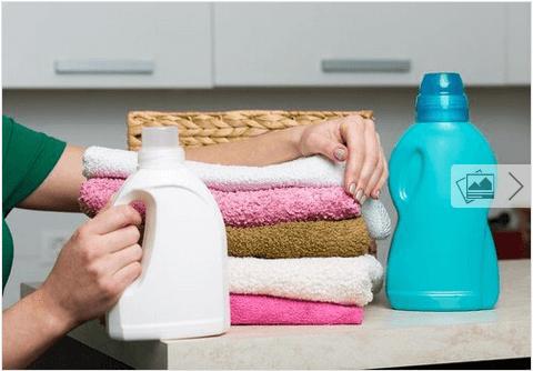 Σπιτικό μαλακτικό ρούχων - Πετσέτες και μαλακτικά