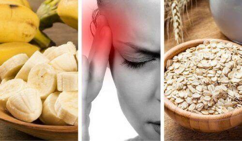 9 τροφές που καταπολεμούν κόπωση και πονοκέφαλο