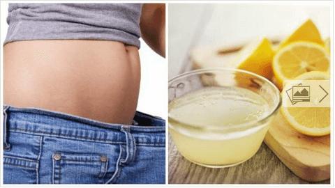 Καταπολεμήστε τα περιττά κιλά με το λεμόνι