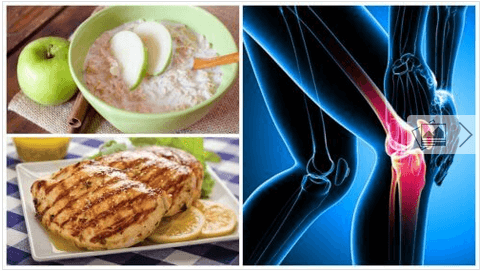2 δίαιτες για υγιή οστά και αρθρώσεις