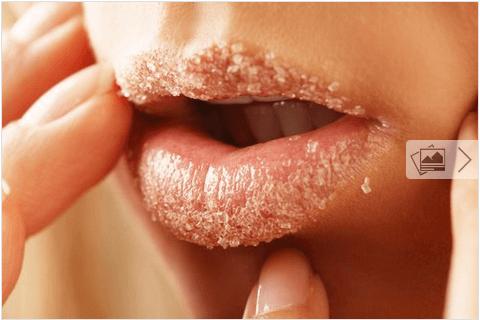 Χρήσεις της ασπιρίνης: σπιτικό απολεπιστικό χειλιών