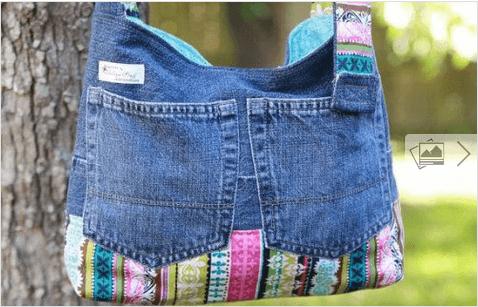 Έξυπνες νέες χρήσεις για τα παλιά παντελόνια τζιν σας