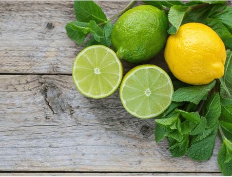 λεμόνι και μαϊντανό