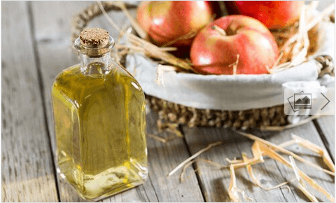μηλόξυδο για τις μυκητιακές λοιμώξεις του κόλπου