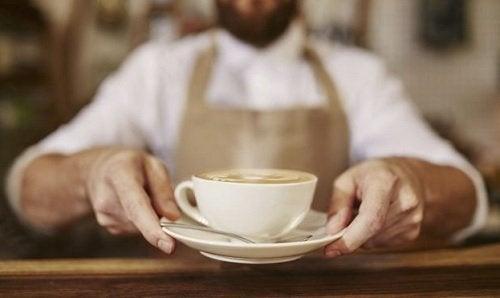 προσθέσετε στον καφέ