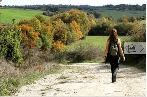 Το περπάτημα βοηθάει όταν πάσχετε από κατάθλιψη