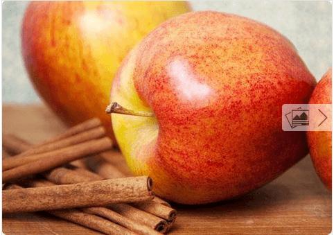 νερό κανέλας με μήλο