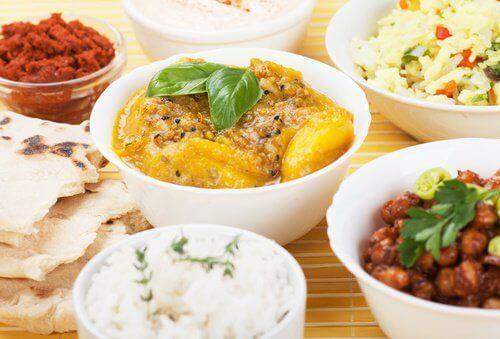 Πληροφορίες για την ινδική μαγειρική