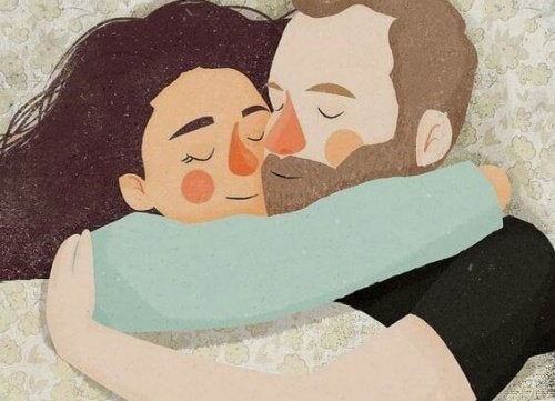υγιεινές συνήθειες και αγκαλιά