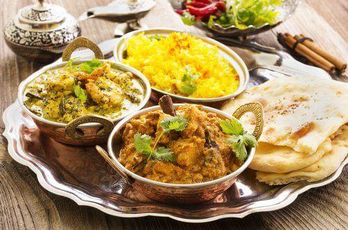 Η ινδική μαγειρική μπορεί να βοηθήσει στο αδυνάτισμα