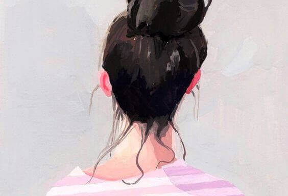 Χάσματα ανάμεσα στους ανθρώπους - Γυναίκα με γυρισμένη την πλάτη