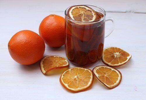 tsai portokali