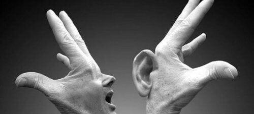 Η σημασία του να μάθετε να είστε καλοί ακροατές