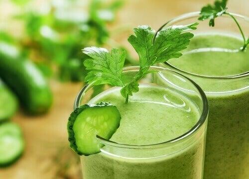 3 γευστικά smoothies για τη φροντίδα των νεφρών σας