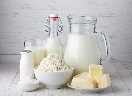 γαλακτομικα προϊοντα- τρόφιμα που προκαλούν βλέννα