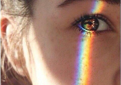 Αν έχετε μαγεία - Γυναίκα με ουράνιο τόσο στα μάτια