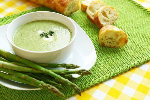 supa apo sparagi