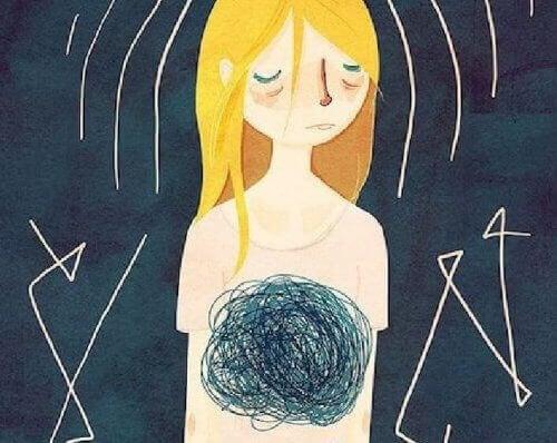Ψάχνετε στο υποσυνείδητο - Θλιμμένη γυναίκα