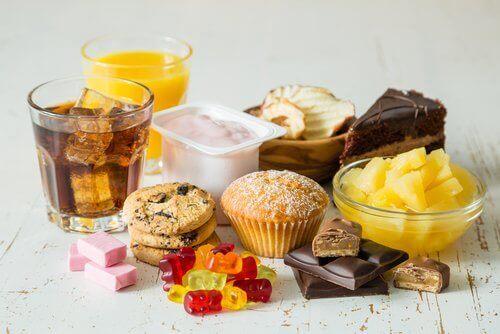 λιγότερη φρουκτόζη γλυκα