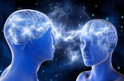 Δύο εγκέφαλοι επικοινωνούν