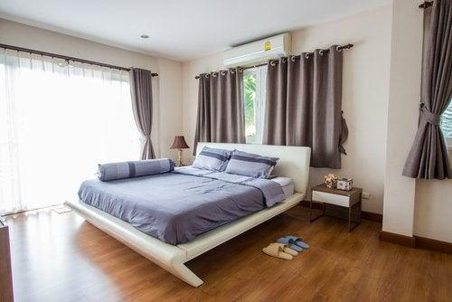 φιλόξενο υπνοδωμάτιο