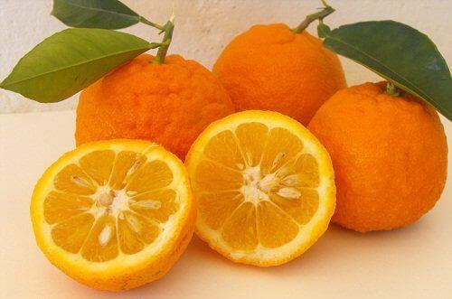 πορτοκαλια για παχάκια της μέσης