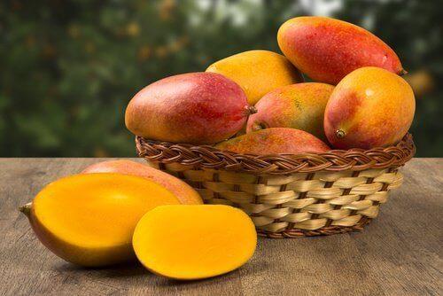 ωφέλειες του μάνγκο