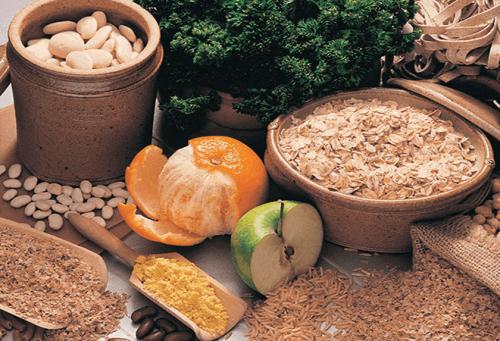 Σημάδια της σκωληκοειδίτιδας - Τροφές με φυτικές ίνες