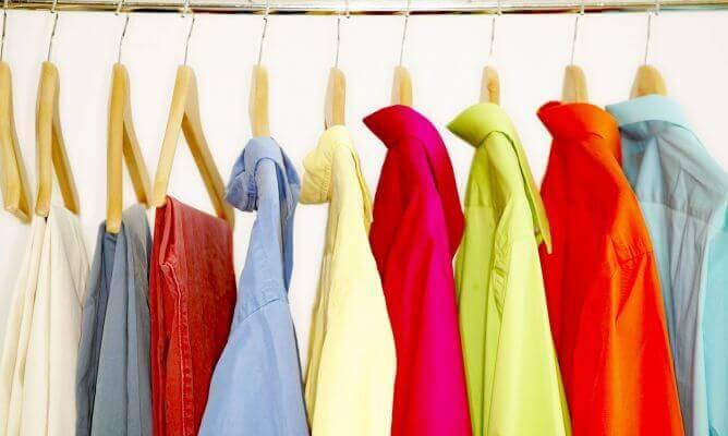 δεύτερη ζωή στα παλιά ρούχα