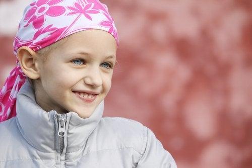 τρώτε κουνουπίδι, παιδικός καρκίνος