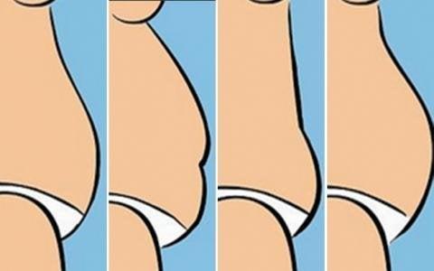 Τι τύπου κοιλιά έχετε; Μάθετε τι λέει για εσάς