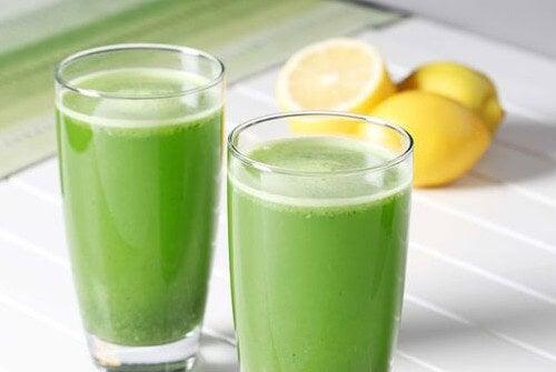 φυσικός χυμός από μήλο σκόρδο μαϊντανό για την ρευματοειδή αρθρίτιδα