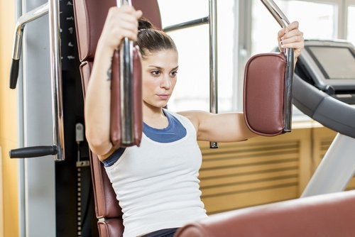 στήθος, άσκηση