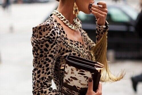 ρούχα, animal print