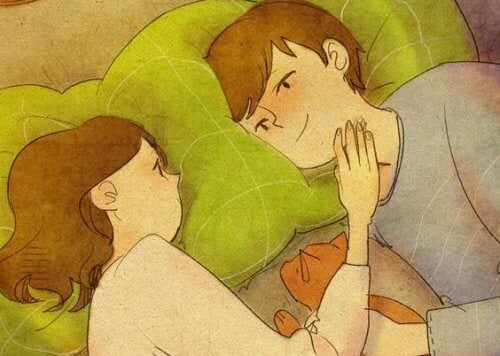 Πρώτη αγάπη - Τρυφερό ζευγάρι